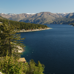 view of Lake Chelan