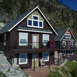 photo of Mountainside Chelan vacation home cabins